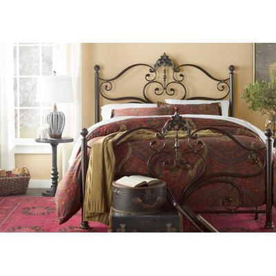 Durango Panel Bed Size: Queen