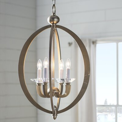 Bemot 4-Light Foyer Pendant