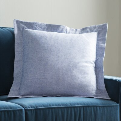 Nikita Pillow Color: Blue
