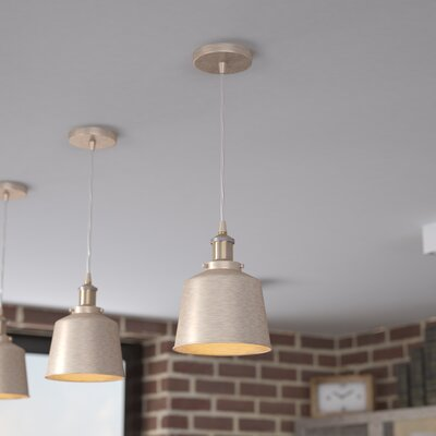 Katmai 1-Light Mini Pendant Finish: Gold Twilight/Patina Aged Brass