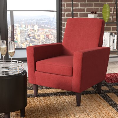 Charleson Armchair Upholstery: Picante