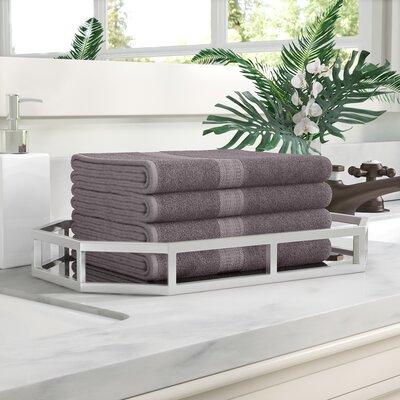 Ankara Bath Towel Color: Graphite