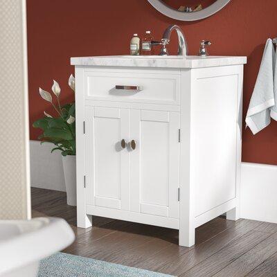 Latham 24 Single Bathroom Vanity Set