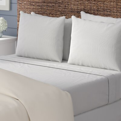 Sint 310 Thread Count 100% Soft Cotton Sheet Set Size: Queen, Color: Dolphin