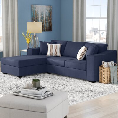 Brygon Creek Sectional Upholstery: Clyde Deep Ocean