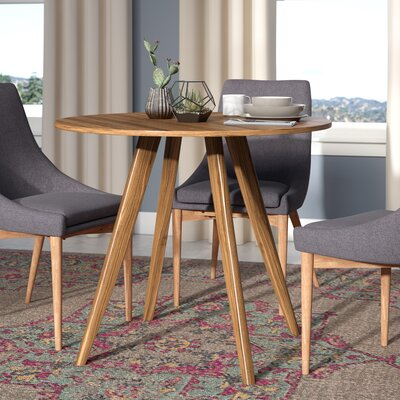 Denney Dining Table Size: 43
