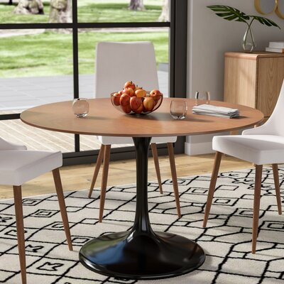 Julien 29.5? Dining Table Base Color: Black
