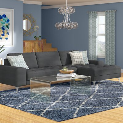 Amara Sectional Orientation: Right-Hand Facing