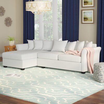 Aeryn Sectional Upholstery : Beige