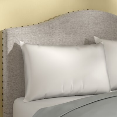 Dalton Pillow Case Size: Queen, Color: White