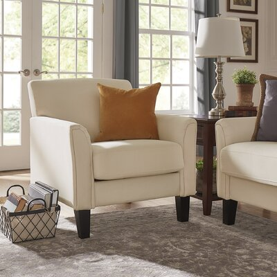 Minisink Armchair Upholstery: Beige