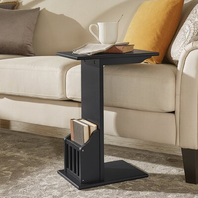 Penfield End Table Color: Vulcan Black