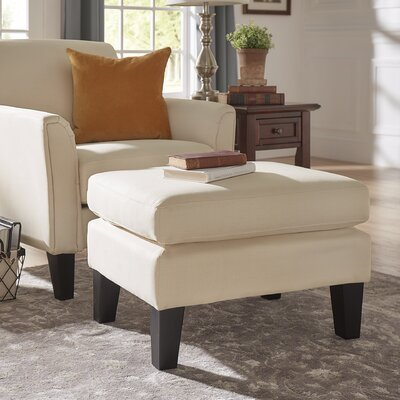 Minisink Ottoman Upholstery: Beige
