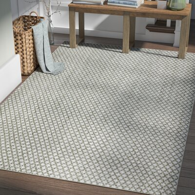 Latimer Modern Hand-Woven Beige Area Rug Rug Size: Rectangle 2 x 3