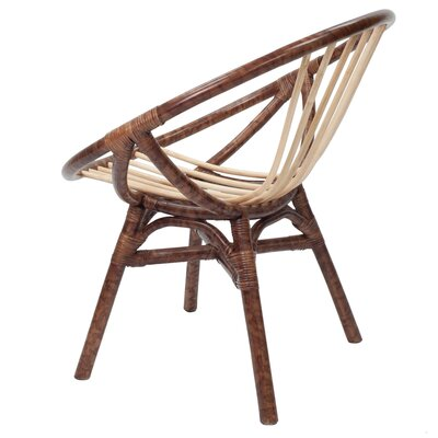 Windom Rattan Papasan Chair