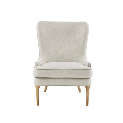 Erin Side Chair Upholstery: Beige