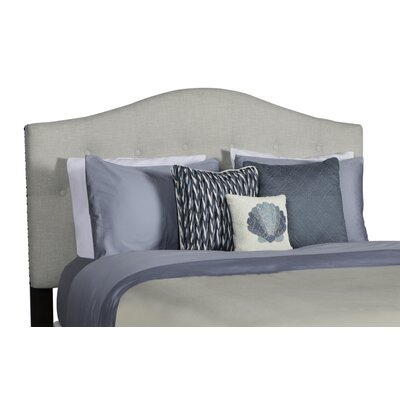 Anguila Upholstered Panel Headboard Size: Queen
