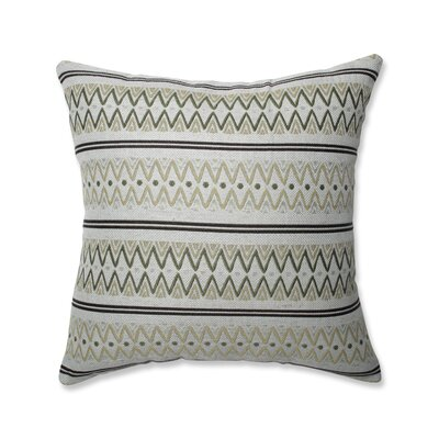 Nyman Zig Zag Throw Pillow Size: 16.5 x 16.5