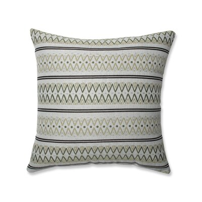 Nyman Zig Zag Throw Pillow Size: 18 x 18