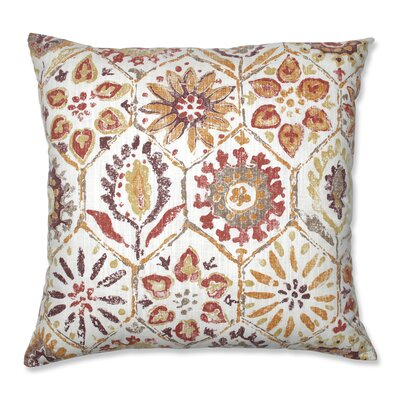 Johnston Stone Spice Floor Pillow