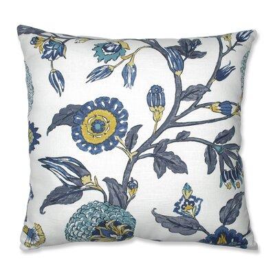 Haverstraw Auretta Peacock Floor Pillow