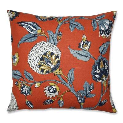 Septak Auretta Persimmon Floor Pillow