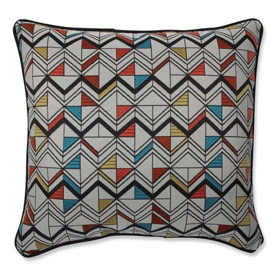 Cuthbertson Throw Pillow Size: 16.5 x 16.5
