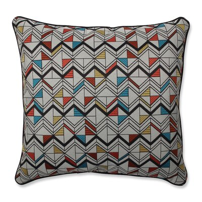 Cuthbertson Throw Pillow Size: 18 x 18