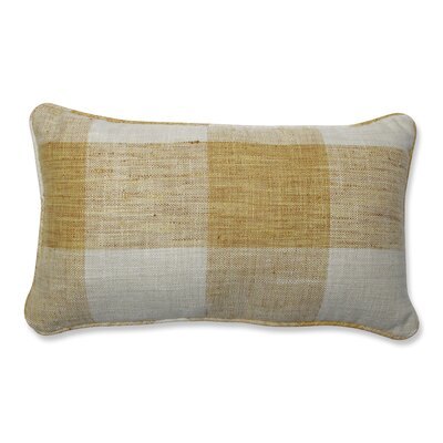 Paschal Check Please Lumbar Pillow