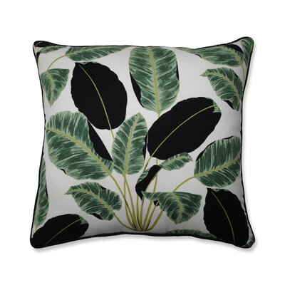 Biscay Hojas Cubanas Rainforest Floor Pillow