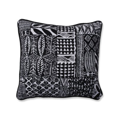 Monserrat Throw Pillow Size: 16.5 x 16.5