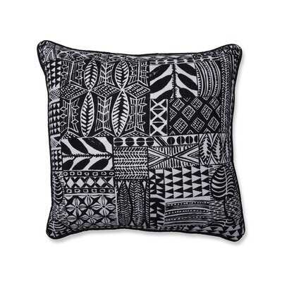 Monserrat Throw Pillow Size: 18 x 18