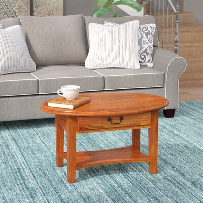 Apple Valley Coffee Table Color: Medium Oak