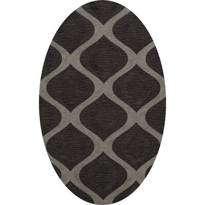 Sarahi Wool Metal Area Rug Rug Size: Rectangle 4 x 6
