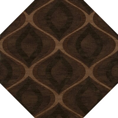 Sarahi Wool Pinecone Area Rug Rug Size: Octagon 12