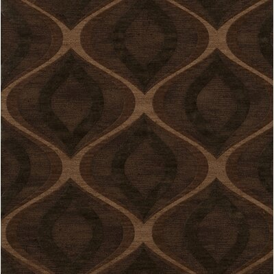 Sarahi Wool Pinecone Area Rug Rug Size: Square 12