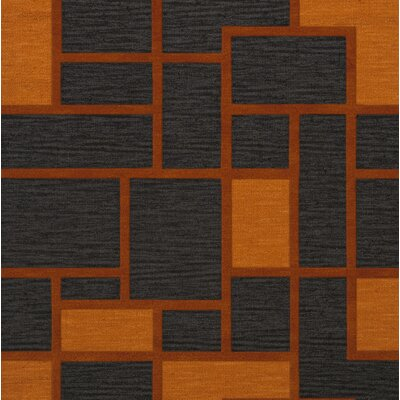 Halina Wool Fog Area Rug Rug Size: Square 8