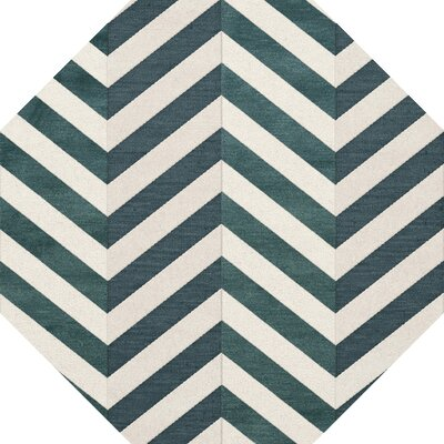 Stidham Wool Baltic Area Rug Rug Size: Octagon 12