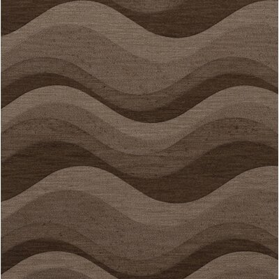 Haller Wool Chipmunk Area Rug Rug Size: Square 6