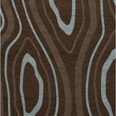 Sarahi Wool Cork Area Rug Rug Size: Square 12