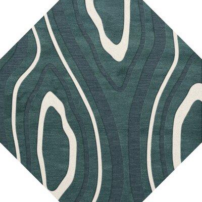 Sarahi Wool Geyser Area Rug Rug Size: Octagon 10