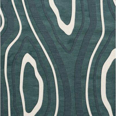 Sarahi Wool Geyser Area Rug Rug Size: Square 12