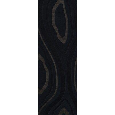 Ireland Wool Pepper Area Rug Rug Size: Runner 26 x 10