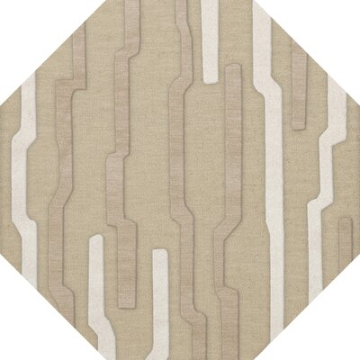 Hartsdale Wool Chopstick Area Rug Rug Size: Octagon 10