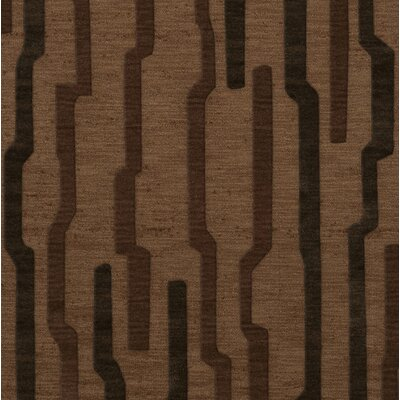 Hartranft Wool Clove Area Rug Rug Size: Square 10