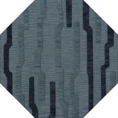 Hashimoto Wool Saltwater Area Rug Rug Size: Octagon 4