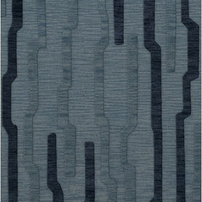 Hashimoto Wool Saltwater Area Rug Rug Size: Square 12