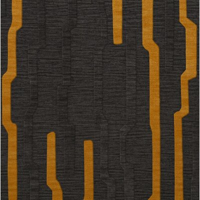 Haskett Wool Seal Area Rug Rug Size: Square 8