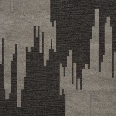 Hasse Wool Chinchilla Area Rug Rug Size: Square 4