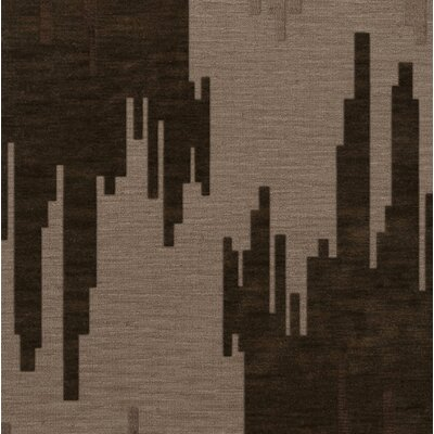 Haskin Wool Earth Area Rug Rug Size: Square 6